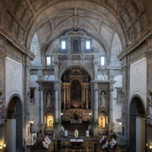 Covid-19: CEP anuncia regresso das celebrações comunitárias das Missas a 30 de maio