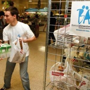 """""""Aumento brutal de pedidos de ajuda"""" no Banco Alimentar do Porto"""
